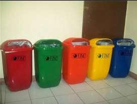 tong new sampah oval,jual bak sampah,tempat sampah oval 50liter