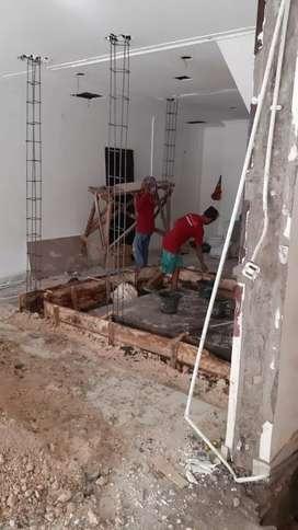 Jasa Renovasi dan Bangunan Baru