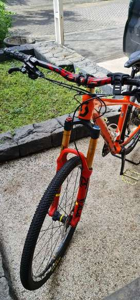 SCOTT 760 Full Bike Istimewa 95%