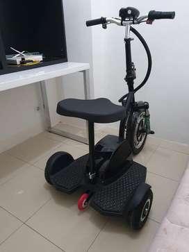 Scooter listrik smart balance hover board