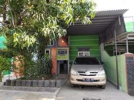 Perum lokasi strategis di tengah kota Makassar, 2 lantai