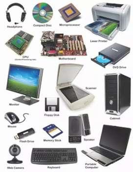 Laptop / Computer Parts Available / Surat