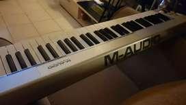 M-Audio Midi Controller Keystation 61Es