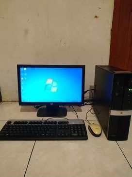 PC Gaming 1 Set Intel Normal Dan Murmer GTA 5, PUBGM, FF, PB