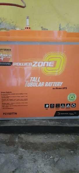 fresh invertors battery