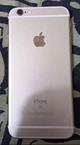 Iphone 6s , 64 GB, gold edition