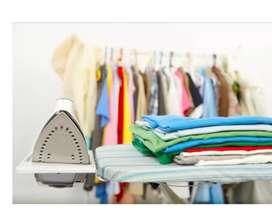 Karyawan wanita untuk laundry Otista