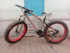 Booster bicycle