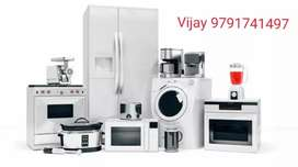 Washing machine, AC, Refrigerator, Dishwasher and Micro oven Services