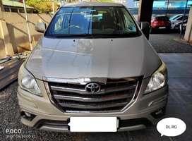 Toyota Innova 2.5 VX 8 STR BS-IV, 2014, Diesel
