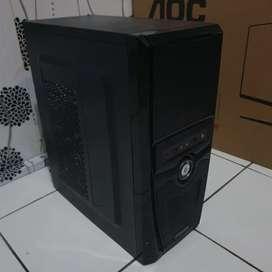 PC Office Corel Intel Core i5 2400 (Gen-2) Ram 4GB DDR3 Tinggal Pakai