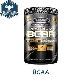 Muscletech Platinum Bcaa 8:1:1 200 tablet Surabaya