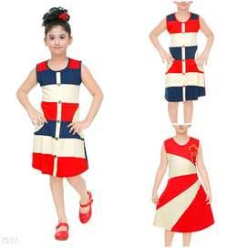 Girl's dress price 200