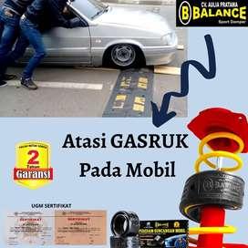 Mobil Sering Gasruk? SEGERA Pasangkan BALANCE Sport Damper bos