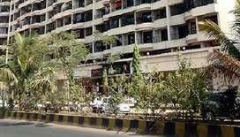 AVAILABLE 3 BHK SEMI FURNISHED RENT  PATEL HEIGHT GHANSOLI