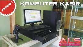 Komputer Kasir Yogyakarta Lengkap Hemat Free Pemasangan
