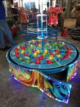 AGM mainan labirin bulat DISKON pancingan elektrik odong kereta mini
