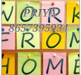 Hand writing work home based job