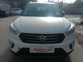 Hyundai Creta 1.6 CRDi AT S Plus, 2017, Diesel