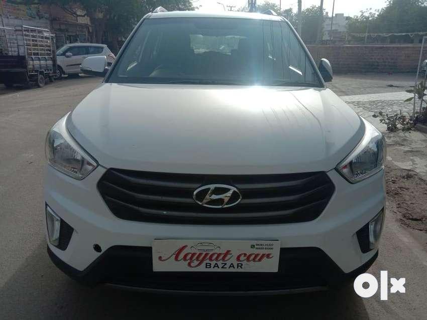 Hyundai Creta 1.6 CRDi AT S Plus, 2017, Diesel