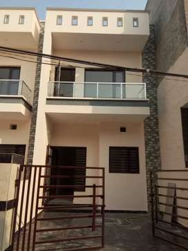 3BHK Independent Villa in 38.88 Lacs At Sector 125 On Main Highway