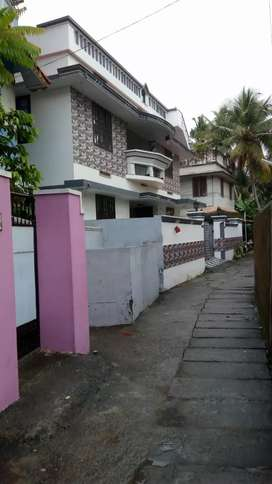 3 BHK appartment for rent near Mall of Travancore