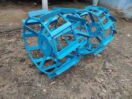 Power tiller (VST Cage wheel) 2sets