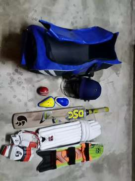 Cricket kit only 3day use RS 5000