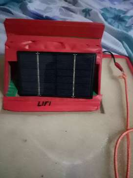 Soolar mini for lifi