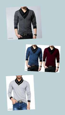 Rs 250 only  per tishrt All india free delivery and cash on delivery
