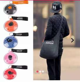 Tas belanja roll up bag