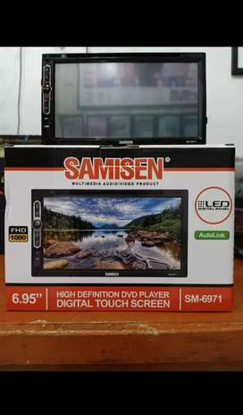 Plus pasang HeadUnit Samisen Dvd touch screen