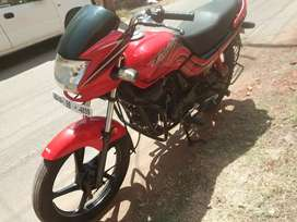 Hero Honda passion pro single hand used