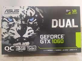ASUS GEFORCE GTX 1060 3GB GDDR5 (OC EDITION) DUAL FAN