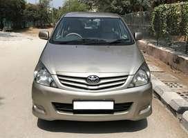 Toyota Innova 2.5 GX 7 STR BS-IV, 2011, Diesel