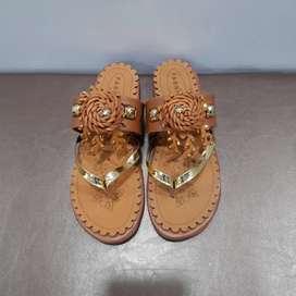 Women's Leather sandal
