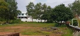 Plots for sale behind Pariyaram Medical college