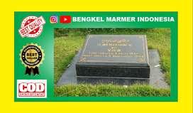 Nisan Patok Papan Nama Kuburan Makam TPU KARET BIVAK Batu Granit Murah