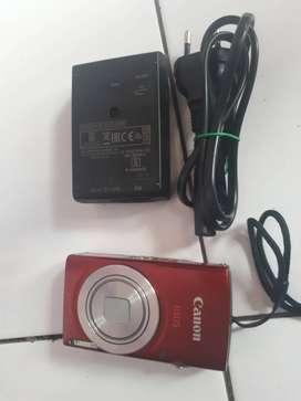 Kamera Digital merk canon Ixos