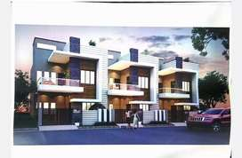 Bilaspur ke prime location me  T & C approved individual 3bhk house
