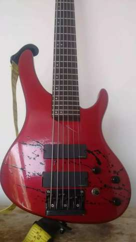 Bass six string