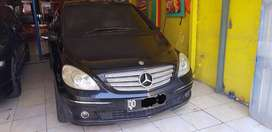 Mercedes benz New B 170 tahun 2008 jual harga miring hanya 89 jt
