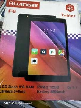 Huangmi tablet F6 3/32 baterai 4800mAh bisa tukartambah#terima hp bks