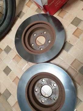 Jual disc rotor innova reborn/All New Kijang Innova