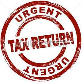 FILE INCOME TAX RETURN BY DUE DATE AT A MINUMUM FEE