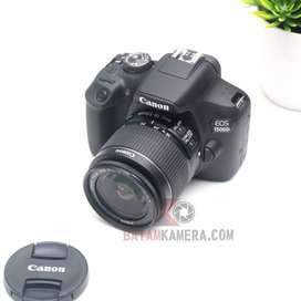 Kamera Canon EOS 1500D DSLR