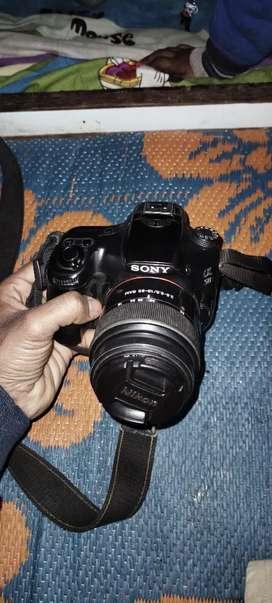 Sony camera Alfa a 58