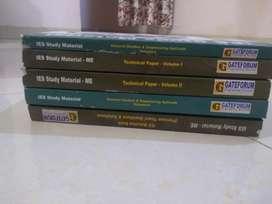 UPSC IES mechanical study material