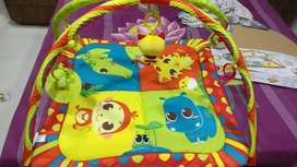 New born play gym