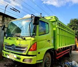 Hino Lohan Ranger FG 236 TI thn 2008 bak besi Fulors/Mitsubishi Fuso